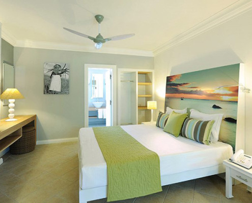 The Veranda Grand Baie Hotel and Spa Bedroom