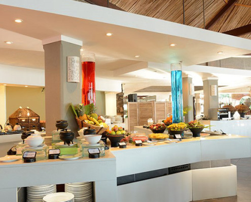 The Veranda Grand Baie Hotel and Spa Buffet