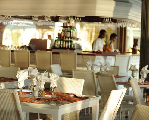 The Veranda Grand Baie Hotel and Spa Restaurant