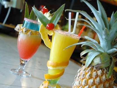 Ti Fleur Soleil Cocktails