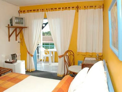 Ti Fleur Soleil Room