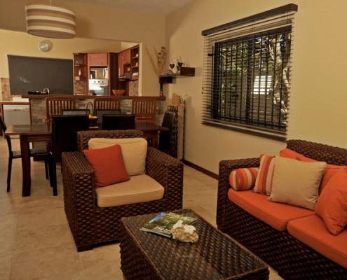 Villa Vakoa Lounge