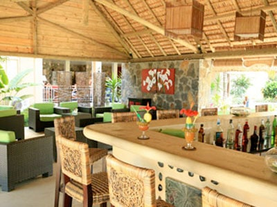 Villas Mon Plaisir Bar