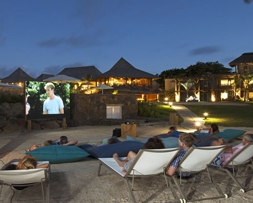 Zilwa Attitude Outdoor Cinema