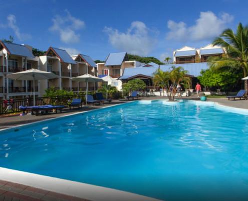 Blue Lagoon Beach Hotel, Mauritius
